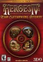 Heroes of Might and Magic IV: The Gathering Storm borítókép