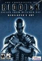The Chronicles of Riddick: Escape from Butcher Bay borítókép